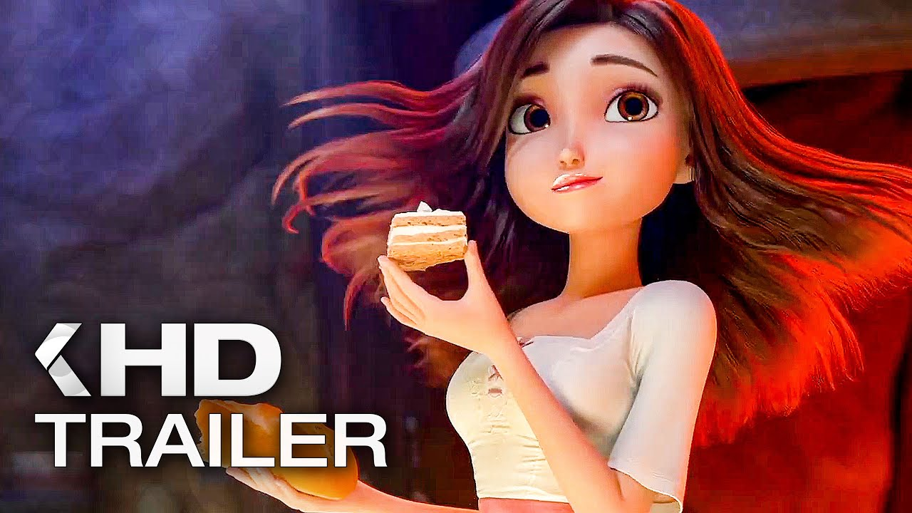 RED SHOES AND THE SEVEN DWARFS Trailer (2020)