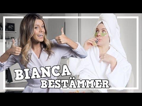 BIANCA BESTÄMMER VAD JAG SKA ÄTA I 24 TIMMAR