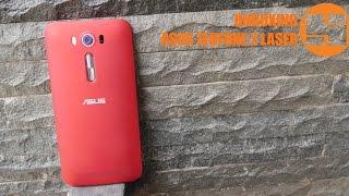 Unboxing ASUS Zenfone 2 Laser (ZE500KG) Indonesia