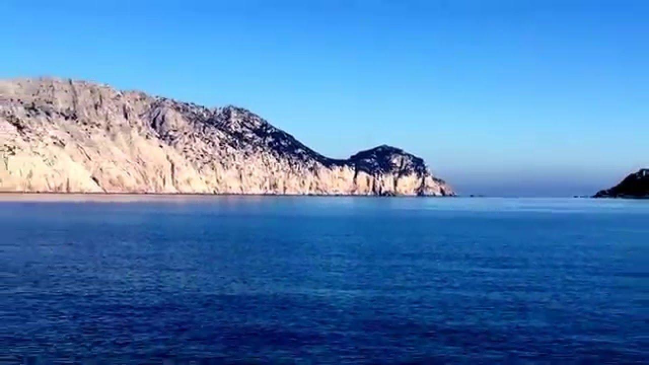 Orizzonte Casa Sardegna Tavolara da Cala Ginepro una mattina dinverno  YouTube