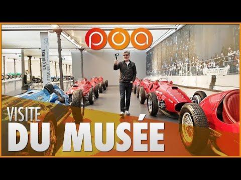 🚗 LE PLUS GRAND MUSÉE AUTOMOBILE AU MONDE !