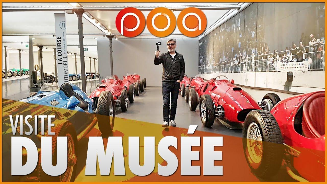 Le plus grand mus e automobile au monde youtube - Le plus grand salon automobile du monde ...