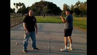 Kenpo In the Park Part 5 - NOW attacks