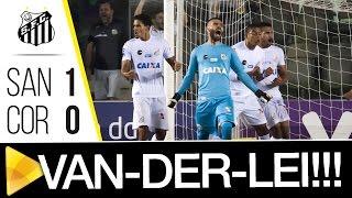 Baixar PEEEGA VANDERLEI! Goleiro defende pênalti e garante a vitória do Santos FC