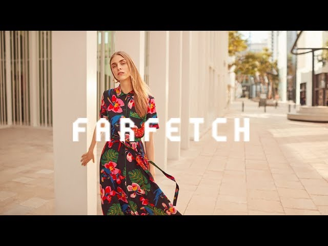 #TheOne: The Floral | Farfetch