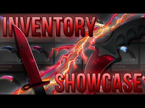 Full Inventory Showcase