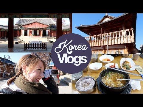Korea Vlog 10: Jeonju Hanok Village