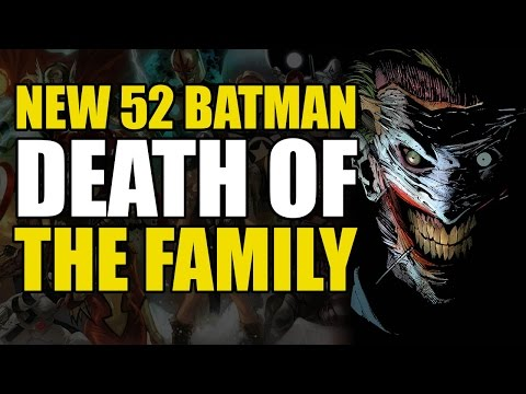 The Return of The Joker (The New 52 Batman Vol 3: Death of The Family)