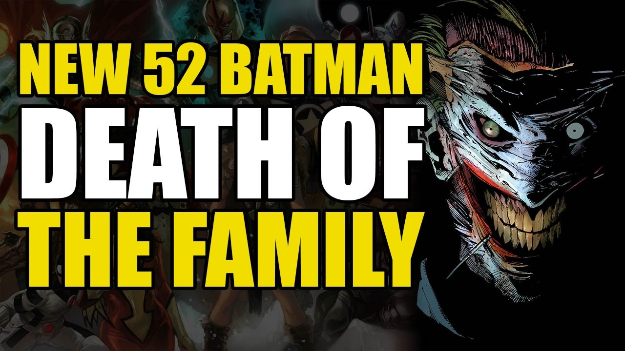 The Return of The Joker (New 52 Batman Vol 3: Death of The Family)