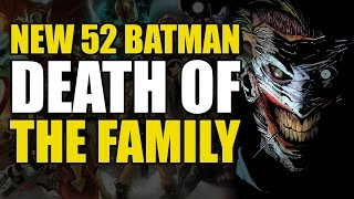 The Return of The Joker (New 52 Batman Vol 3: Death of The Family)