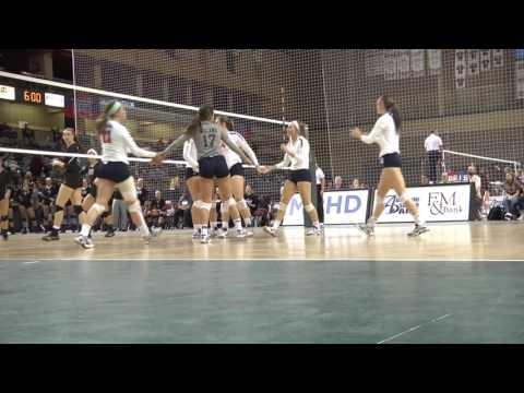 Volleyball v Mobile NAIA Tournament