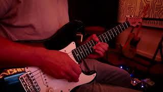 Headhunterz - Orange Heart (Guitar Cover) видео