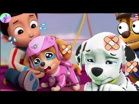 PAW Patrol On a Roll: MIGHTY PUPS Save Adventure Bay! - Paw Patrol Full Episodes! #19 - Nick Jr HD