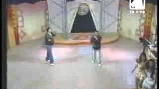 Bailando Lento (Canal Uno) reggaeton de ecuador santo domingo de los tsachilas