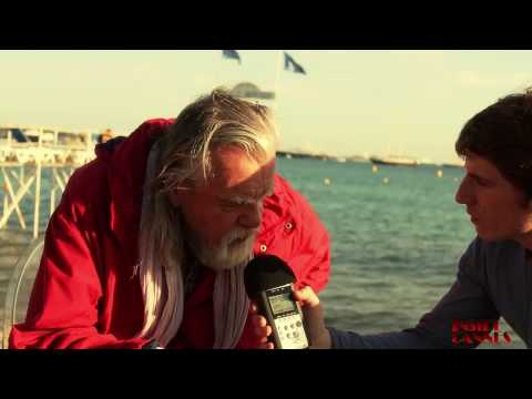 Michael Lonsdale | Interview au Festival de Cannes 2014