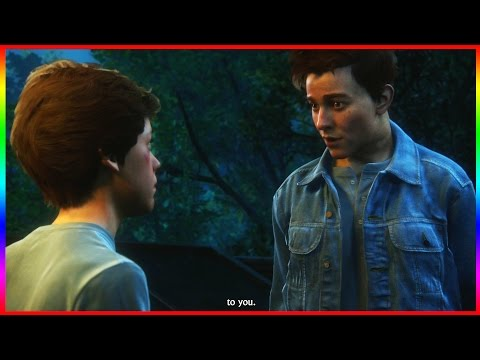 Uncharted 4 - Drake & Sam As Kids
