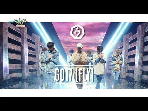 뮤직뱅크 - GOT7, 날아오를 준비 끝! 'Fly'.20160325