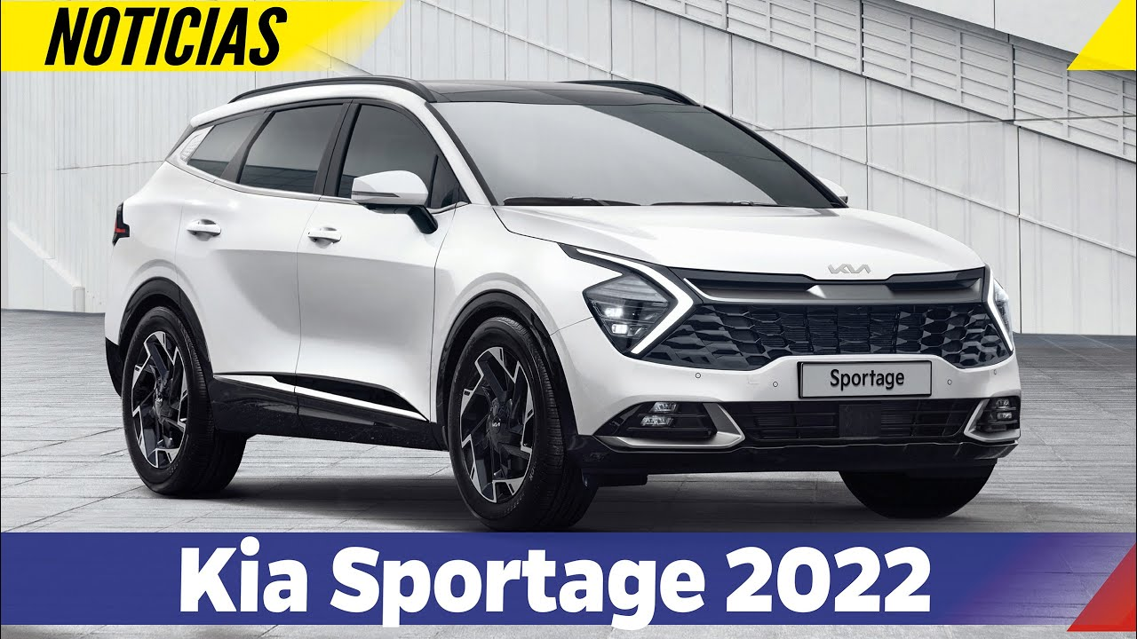 Kia Sportage 2022 - Lanzamiento OFICIAL | Car Motor