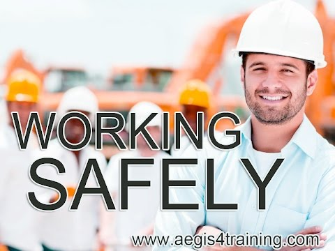 Working Safely E-Learning | UK Online Safety Courses
