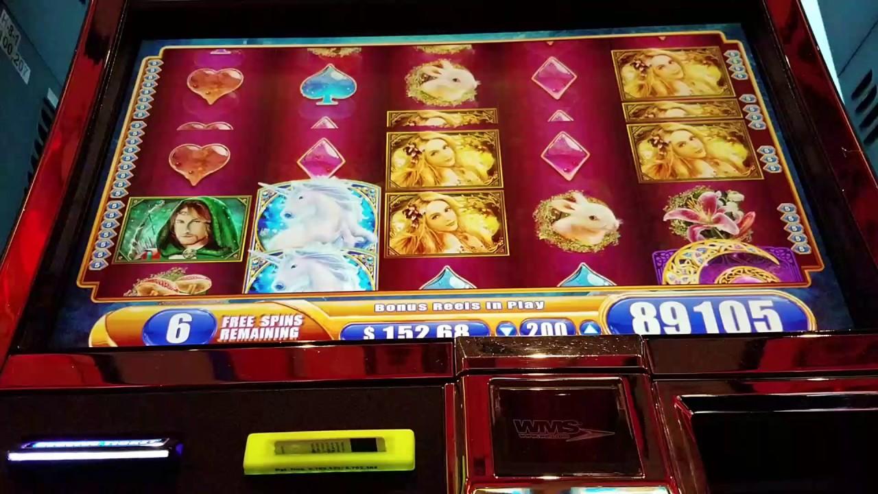 Unicorn Slot Machine Online
