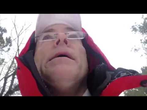 Watch James Spann walk a mile in the snow and apologize for his Snowpocalypse 2014 forecast 'bust'