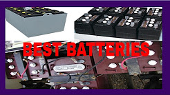 The 3 Best Batteries For An Off-Grid Energy System | Off Grid Power System for Homes and Businesses