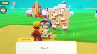 Mario Maker 2 - Story Mode - Part 1