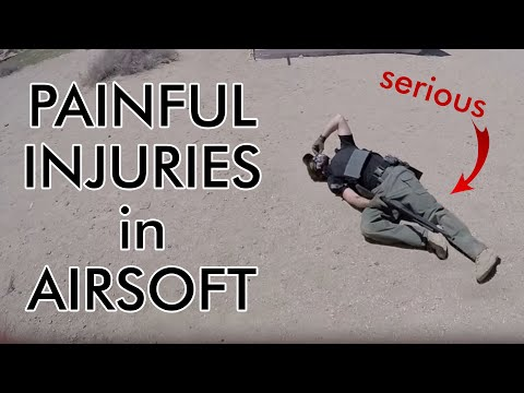 Thumbnail: AIRSOFT TOP most PAINFULL Accidents - NOVRITSCH