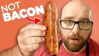 Making The Ultimate VEGAN BACON - Literally the KING of PLANT BASED BACON