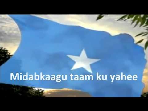 soomaaliyeey toosoo - Lyrics codkaaga tijaabi