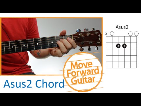 Asus2 Guitar Chord Worshipchords