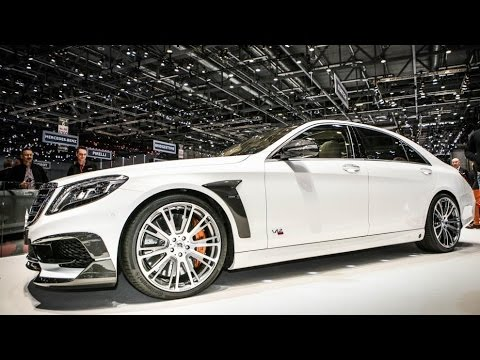 brabus maybach 900 rocket tour exclusive review