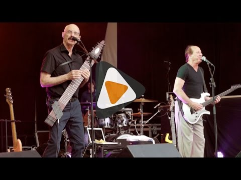 Crimson ProjeKCt - Three Of A Perfect Pair live@ Kultursommer Oldenburg