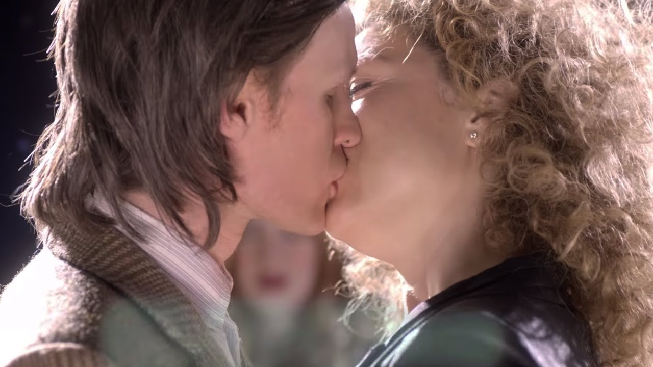 The Doctor and River Song Get Married | The Wedding of River Song ...