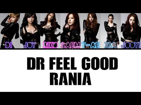Dr Feel Good - Rania [Color Coded/Han/Rom/Eng]