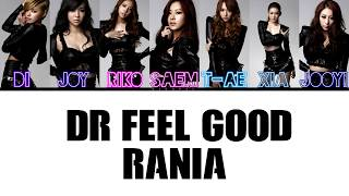 Dr Feel Good Rania Color Coded Han Rom Eng