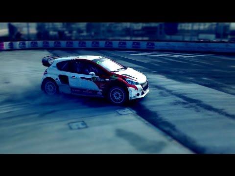 """F1 racer Petrov samples Albatec""""s 600 bhp RX Supercar"""