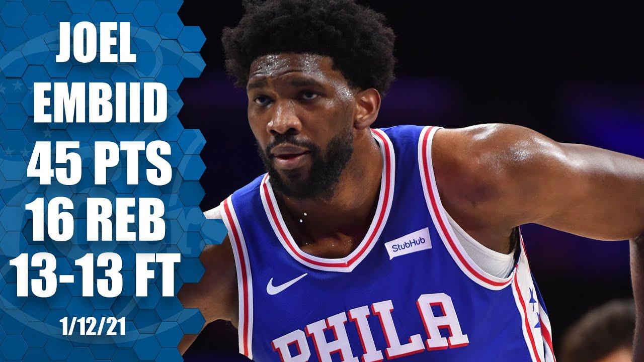 Miami Heat fall in OT to Philadelphia 76ers, Joel Embiid