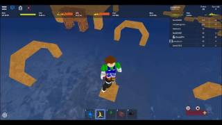 Flood Survival Waves!!!! Roblox Look Out The Water