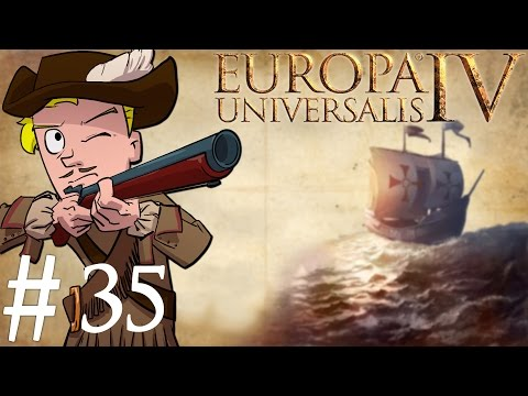 Europa Universalis 4 | Mare Nostrum | Part 35 | Constitutional Monarchy