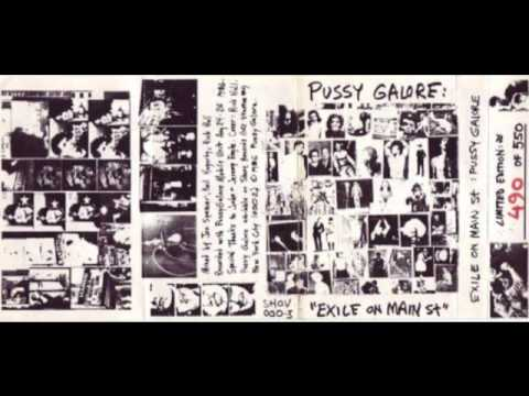 Pussy Galore - Sweet Black Angel