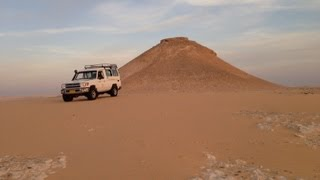 Egypt safari adventure ,Siwa Oasis ,Great sand sea Thumbnail