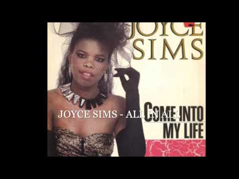 JOYCE SIMS - (YOU ARE MY) ALL IN ALL (RADIO EDIT)