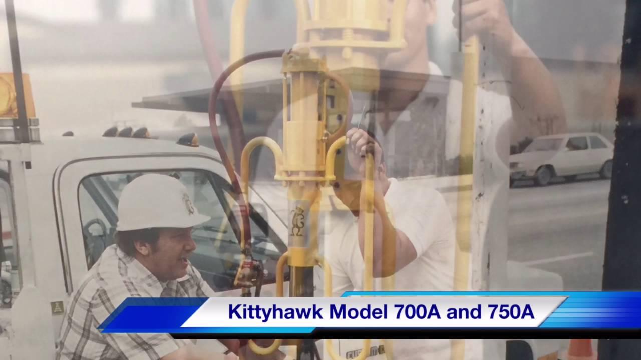 KITTYHAWK PNEUMATIC POST DRIVERS FOR WINDOWS MAC