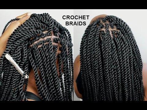 YOU CAN'T TELL IT'S CROCHET TWIST 60 HOUR YouTube Impressive Crochet Twist Braid Pattern