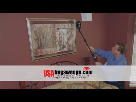 Bug Sweep Services - Bug Detection - Bug Sweep Services
