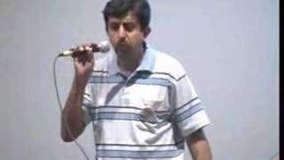 Main hoon naa whistled live by Manoj Karam