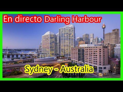 Darling Harbour + Paseo en Sydney - VLOG | Mi Vida en Australia