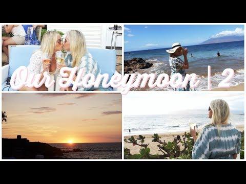 Wegan's Maui Honeymoon!   VLOG   Part 2