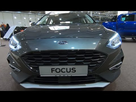 2019 New Ford Focus Exterior And Interior